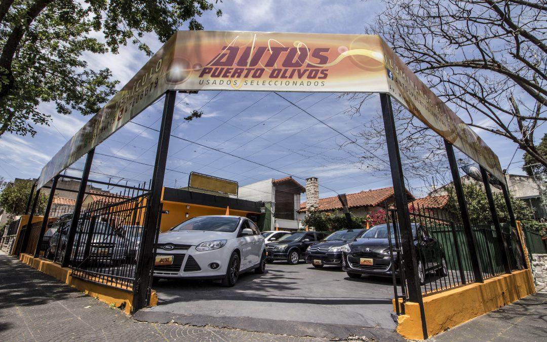 Concesionaria Autos Puerto Olivos